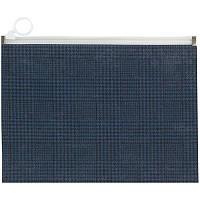 Папка на молнии zip-lock Axent 1498-19-A, А5+, Tartan Blue