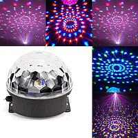 Светодиодный диско-шар светомузыка, фото 1