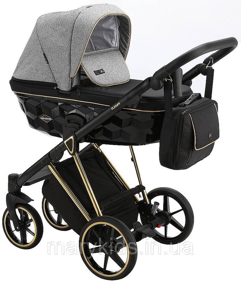 Детская универсальная коляска 2 в 1 Adamex Paolo DW-500