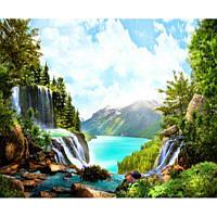"""Картина по номерам на дереве """"Природа"""" 40*50 см, ТМ Josef Otten (8164RSBD)"""