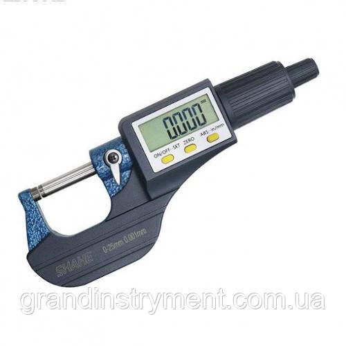 Мікрометр цифровий (75-100мм/0,001 мм) PROTESTER 5202-100