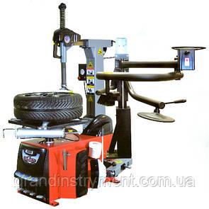 """Шиномонтажний стенд (автомат, захоплення диска від 10"""" до 26"""", + технороллер, пневмовибух) BRIGHT GT887N-AL390 220V"""