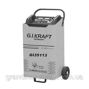 Пуско-зарядний пристрій 12/24V, пусковий струм 1500A, 380V G. I. KRAFT GI35113