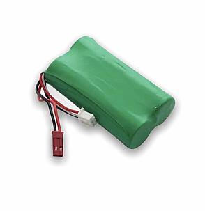 Аккумулятор детских игрушек WL Toys 7,4V 2600mAh, фото 2