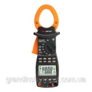 Струмовимірювальні кліщі (трифазні) з функцією вимірювання потужності PROTESTER PM2203