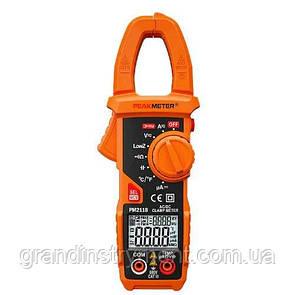 Токоизмерительные клещи постоянного тока с функцией мультиметра и с термопарой PROTESTER PM2118