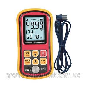 Толщиномер ультразвуковой, 1-300мм  BENETECH GM130