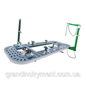 Платформний стапель для рихтування автомобілів WT-400