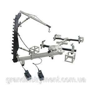 Рихтувальний стапель (стенд) пересувний VE-800B