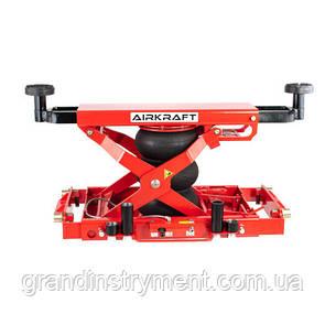 Траверса пневматическая ножничная усиленная  TPNU-420  4,2 тонны AIRKRAFT