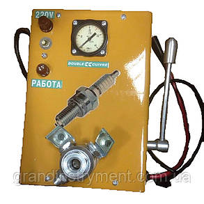 Установка для проверки свечей под давлением (220В)