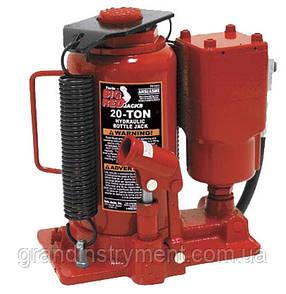Домкрат пляшковий пневмо-гідравлічний 20т 265-510 мм TORIN TQ20002