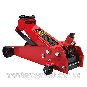 Домкрат подкатной профессиональный 3т 140-520 мм  (T830022) TORIN  T83002