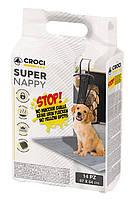 Пелюшки для собак Croci з активованим вугіллям 30шт (57 x 54 см)