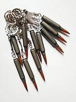 Брелок для ключів Куля (Набій) метал