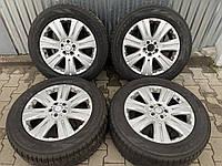 Диски Mercedes Benz GL-class 5/112 R19 8.5J ET56 + 265/55R19 PIRELLI Scorpion IceSnow, фото 1