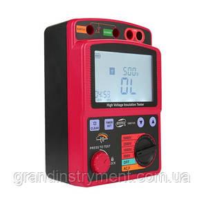 Мегаомметр (0-1000 ГΩ)  BENETECH GM3125