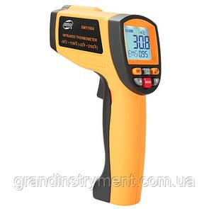 Бесконтактный инфракрасный термометр (пирометр)  -30-1150°C, 50:1, EMS=0,95  BENETECH GM1150A