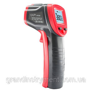 Безконтактний інфрачервоний термометр (пірометр) -50-380°C, 12:1, EMS=0,8;0,95 WINTACT WT320