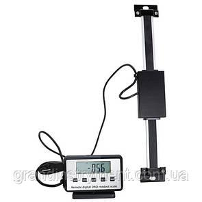 Цифровая линейная шкала 300мм с дистанционным дисплеем PROTESTER 5304-300A