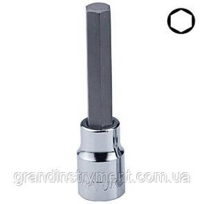 """Головка з насадкою HEX 10 mm 140mm 1/2"""" TOPTUL BCIA1610"""