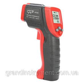 Безконтактний інфрачервоний термометр (пірометр) -50-550°C, 12:1, EMS=0,1-1 WINTACT WT550