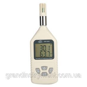 Термогигрометр, USB 0-100%, -30-80°C  BENETECH GM1360A
