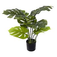 Искусственное растение Engard Monstera, 70 см (TW-03)