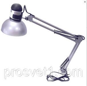 Лампа настольная на струбцине N800 серый
