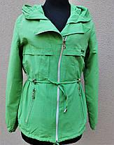 Куртка- ветровка для девочек., фото 2