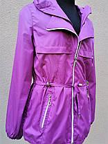 Куртка- ветровка для девочек., фото 3