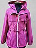 Куртка- ветровка для девочек., фото 4