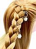 Набір кілець для волосся Pearl 10шт, фото 4