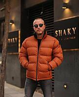 "Зимняя куртка ""горчичная"""