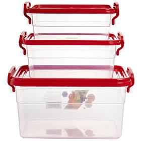 Пластмасові контейнери для продуктів
