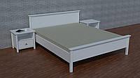 """Деревянная двуспальная кровать """"Ричи-3"""" от производителя"""