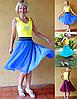 Юбка плиссе George (пр-во Шри-Ланка) (44 размер,  размер M )