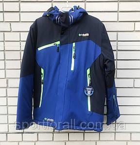 Куртка зимняя спортивная Col TITANIUM KM-8215