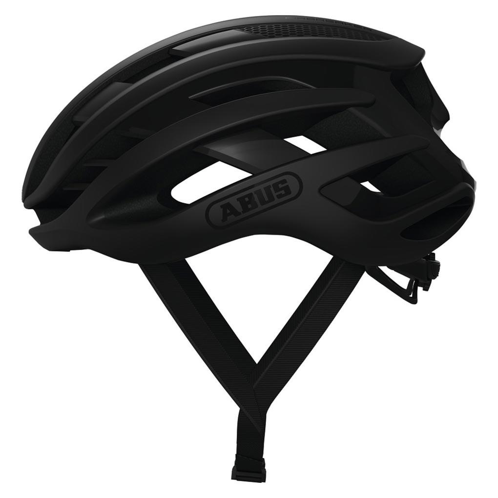 Шолом велосипедний ABUS AIRBREAKER L Velvet Black