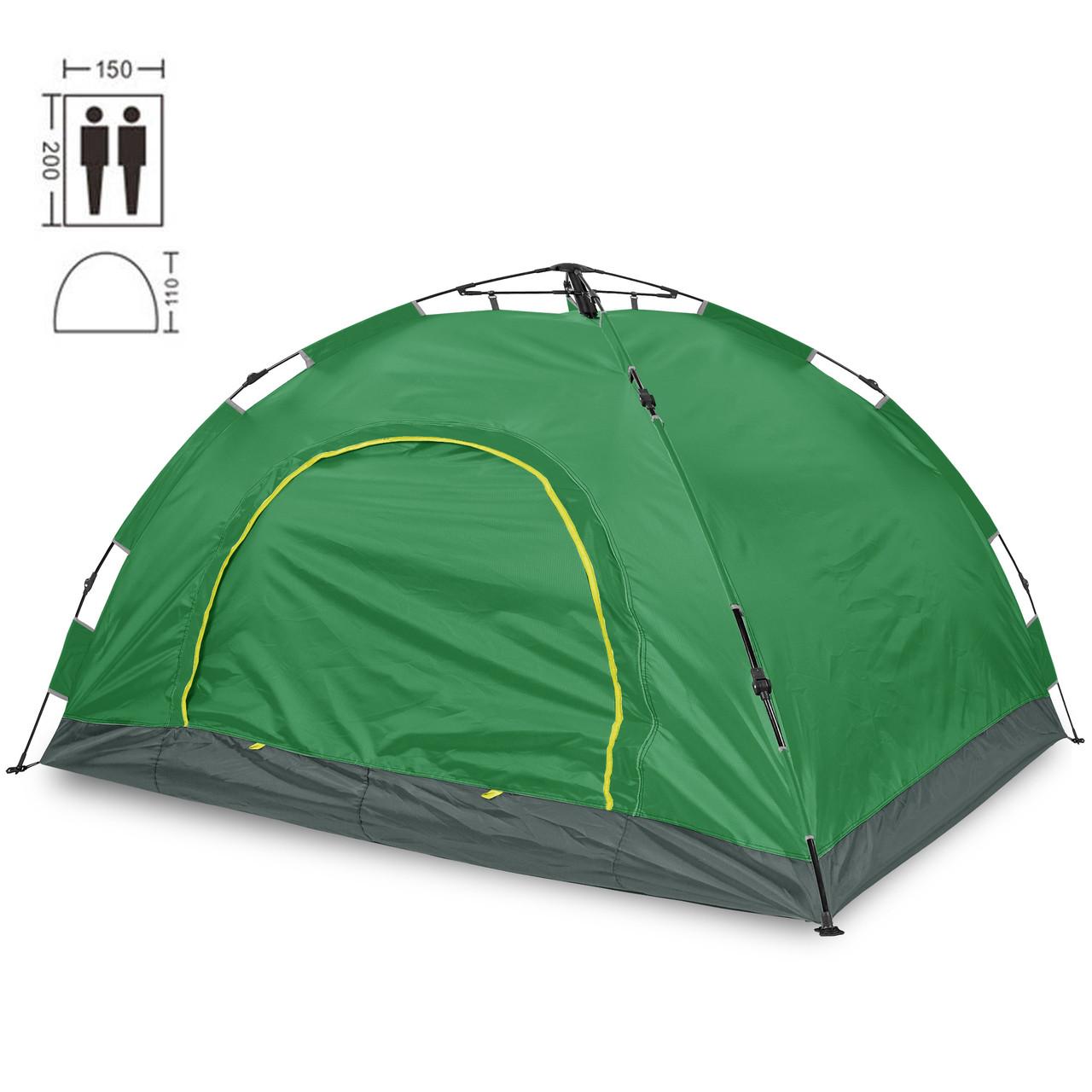 Палатка Автомат двухместная SY-A02-O