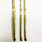 Металлические палочки для еды «Золотой набор», фото 3
