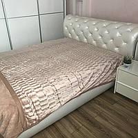 """Покрывало-плед на кровать """"Норка"""" 200х230, фото 1"""