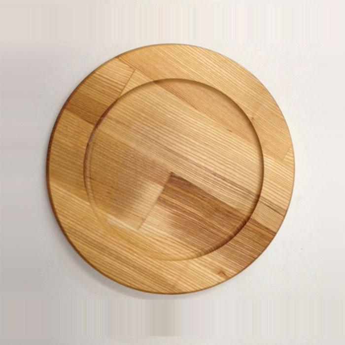 Подставка деревянная под горячее (Кедр) КБ 0013