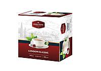 """Чай FEELTON """"London Classic"""" чорний ф/п 100*2г з/я"""