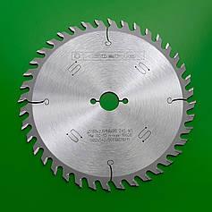 180х2,6х1,6х20 z=40 Пильний диск Stehle по дереву для торцювання і косого різу