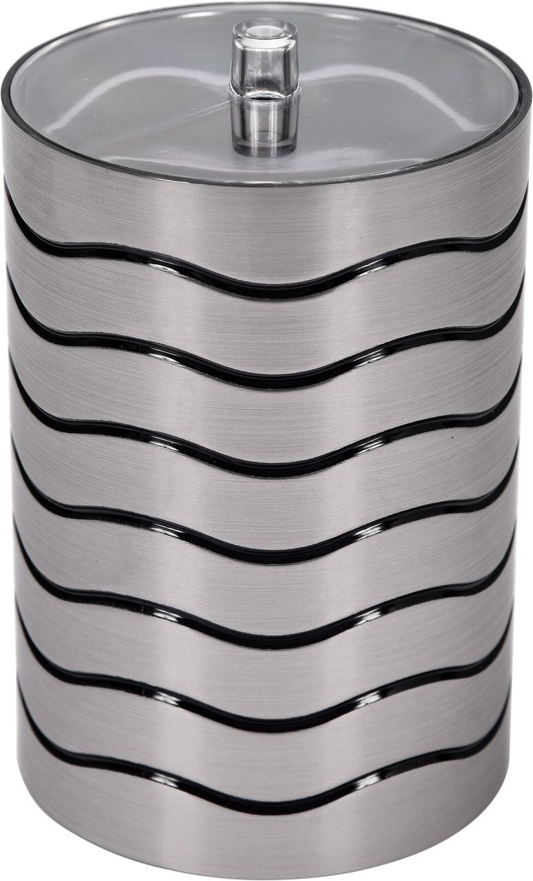 Органайзер для ватных дисков с крышечкой Fala 69359