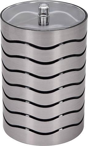 Органайзер для ватных дисков с крышечкой Fala 69359, фото 2