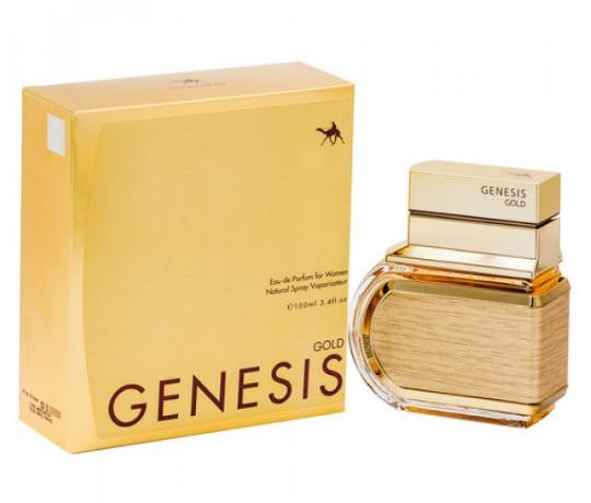 Парфумована вода жіноча Emper Perfumes Genesis Gold 100 мл, Східна парфумерія для жінок