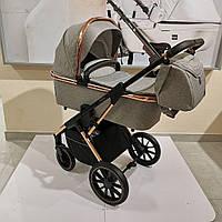 Детская коляска универсальная Carrello Aurora 3в1 (CRL-6502) с дождевиком