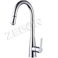 Смеситель для кухни Zegor (Z47-GAF-9022)